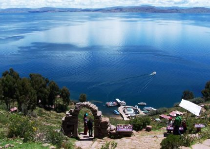lake titicaca catamaran puno