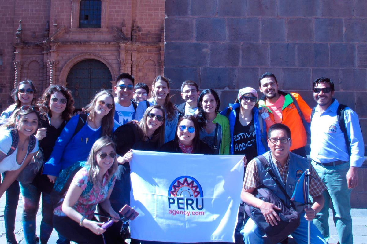 Peru Agency group in Cusco