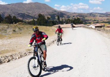 4 ruins by bike sacred valley