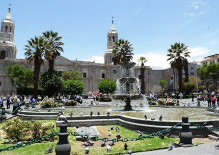 Historical Centre of the City of Arequipa