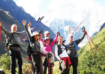 Salkantay trek to Machu Picchu, Cusco in 5 days