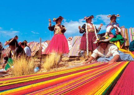 Titicaca lake Peru tour for 4 days