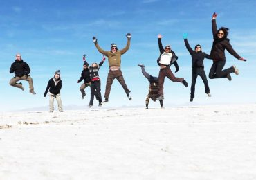 Uyuni Salt Flat tour full day