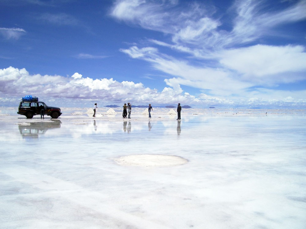 uyuni salt flats 2 days / 1 night