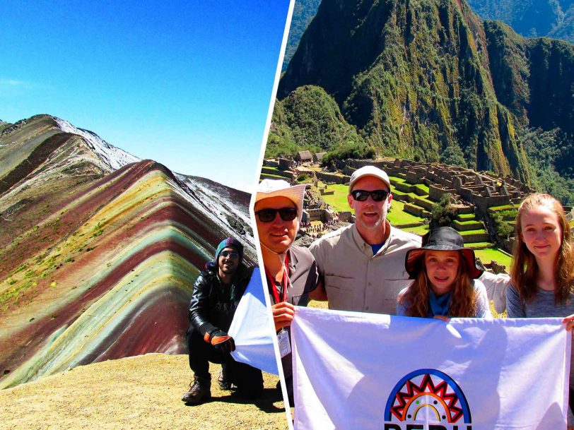 Machu Picchu and Rainbow Mountain Tour