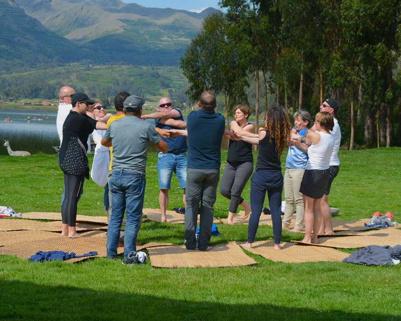 Wellness Trip Yoga in the Andes